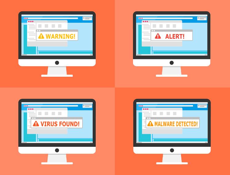 Virus, Spyware & Malware Removal